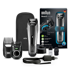 Braun Beard trimmer BT5090 with charging station / completely washable