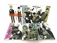 Vols 1-6 Gangsta Manga by Kohske Lot 6 Gangsta English Viz Graphic Novel