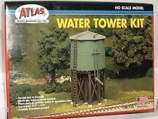 Atlas HO Scale 703 Water Tower Kit Vintage Complete