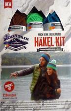 My Mountain - crochet Kit avec Laine, crochet, pompon et manuel