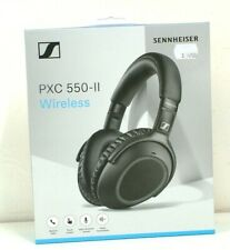 BRAND NEW Sennheiser Noise Canceling Headphones PXC 550-II Wireless - Bids Fr $1