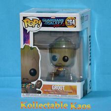 Funko Pop Vinyl Marvel Guardians of The Galaxy Vol 2 Groot With Candy 264