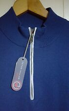 Peter Millar Sweater E4 Per4mance Elements Quarter Zip Pullover: Medium (NWT)
