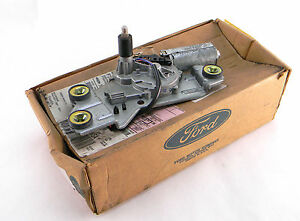 NEW FORD WM-609 YS4Z-17508-BA REMAN WINDSHIELD WIPER MOTOR FRONT