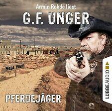 Preisalarm! G.F.UNGER Hörbuch * ARMIN ROHDE liest: Pferdejäger * NEU & OVP