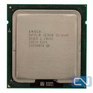 Intel Xeon E5-2407 2.2 GHz 10 MB 6.4GT/s SR0LR LGA1356 Clean Pull Server CPU