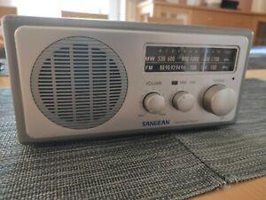 Sangean Radio WR-1 / Absoluter Klassiker / Klangwunder