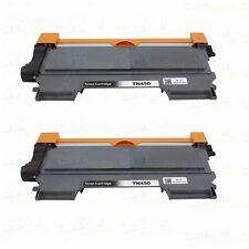 2PK New TN450 Toner for Brother HL-2230 HL2240 2242D 2270DW MFC7360N Printer