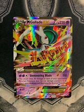 Mega Gallade EX Pokemon TCG 35/108