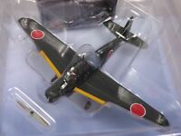 Kyusyu Sirogiku 白菊 1/100 Scale Aircraft Japan War Display Diecast vol 76