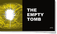 CHICK BIBLE TRACTS: THE EMPTY TOMB (BUNDLE OF 25) | Jack T. Chick