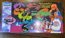 1996 Space Jam Movie Michael Jordan Playmates Board Game WB Factory SEALED MJ
