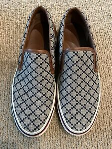 Gucci G 7 + Slip on Shoes- size 10