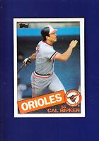 Cal Ripken HOF 1985 TOPPS Baseball #30 (MINT) Baltimore Orioles