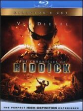 THE CHRONICLES OF RIDDICK  BLU-RAY     FANTASCIENZA