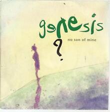 45 TOURS  2 TITRES / GENESIS  NO SON OF MINE              A3