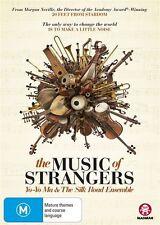 The Music Of Strangers - Yo-Yo Ma And The Silk Road Ensemble (DVD, 2017)