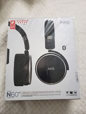 AKG N60NC Wireless Black Headband Headsets