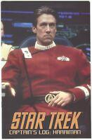 Star Trek Captain's Log Harriman 1 B IDW 2010 NM 1:10 Photo Variant