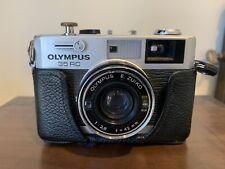 Olympus 35 Rc 35mm Rangefinder Film Camera in great Condition