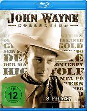 JOHN WAYNE 8 Filme Collection - BluRay - NEU in Folie (675)