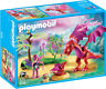 9134 Playmobil Fairies Friendly Dragon with Baby Fairies Suitable for ages 4 yea