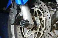 R&G Racing Fork Protectors for the Honda CBR1100 Blackbird All YEARS FP0134BK