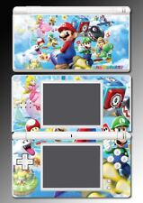 New Super Mario Party Island Tour Yoshi Video Game Skin Cover Nintendo DS Lite