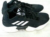 Boy's Adidas Basket Ball Shoes Size 5 Black