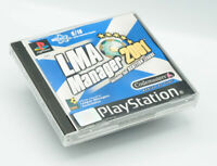 LMA Manager 2001 - Includes Full Scottish League - PlayStation one - ps1 - Fr...