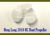 Heng Long 3810 RC Boat Replacement Propeller for Heng Long 3810 RC Boat x 1