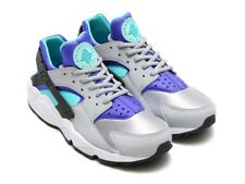 Nike Women's Air Huarache Run (Grey) - UK 4 (EUR 37.5) - New ~ 634835 008
