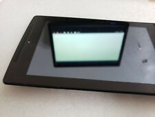 OEM NVIDIA EVGA TEGRA NOTE 7 P1640 TABLET REPLACEMENT LCD TOUCHSCREEN FRAME. G19