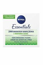 Nivea Essentials Tag Creme Mattifying 50ml Öl GRATIS
