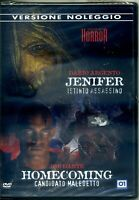 Jenifer Istinto assassino, Homecoming - Masters of horror- DVD versione noleggio