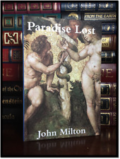 Paradise Lost by John Milton Brand New Hardcover Classic Epic Poem Fall of Man