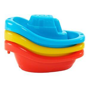 Munchkin Little Boat Train 3-Pack
