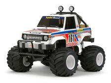 Tamiya 58499 1/10  RC Mitsubishi Montero Wheelie 2WD Off-Road Kit