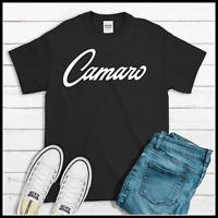 Camaro T Shirt Men's Sizes