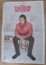 Liam Gallagher - Observer - The New Review – 4 June 2017