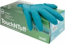 XL Ansell Touch and Tuff Nitrile gloves *2 packs for £28.00