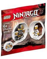 LEGO Ninjago Zane's Kendo Training Pod Polybag Set 5005230