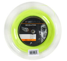 Head Revolution 1.25 mm 110m 17Gauges 660ft Squash String Yellow Multifilament