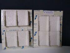 AIM Products 108 Retaining Wall Random Stone 2 pack Brand New MINT