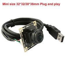 5MP Aptina MI5100 CMOS USB Camera Module Board with 180 Degree Fisheye Lens Mini