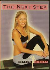 The Next Step Seasun Zieger workout fitness exercise DVD aerobics advanced