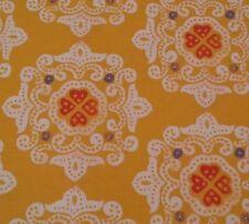 Impressions Fall 2011 Delhi Ty Pennington BTY Yellow Medallion
