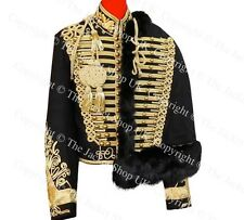 Napoleonic Hussars Military Dolman and Pelisse Gilt Braid