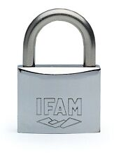 Keyed Alike IFAM Marine  Padlock.50mm. - Salt Spray Tested. One key fits all.