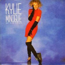 "Kylie Minogue tiene que ser ciertas/Instrumental PWL 12 Reino Unido PWL 1988 7"" PS EX/EX"